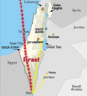 rejse israel eilat